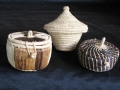 A Selection of Woven Baskets